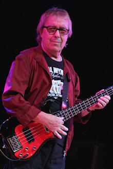 Bill Wyman © Copyright 2013 Alan White. All Rights Reserved.