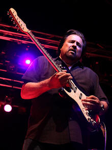 Coco Montoya © Copyright 2009 Alan White. All Rights Reserved.