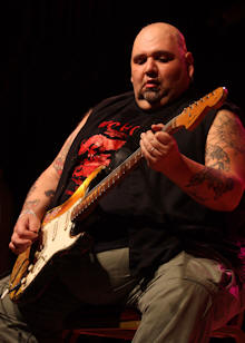 Popa Chubby © Copyright 2010 Alan White. All Rights Reserved.