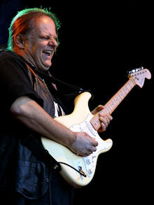Walter Trout © Copyright 2011 Alan White. All Rights Reserved.