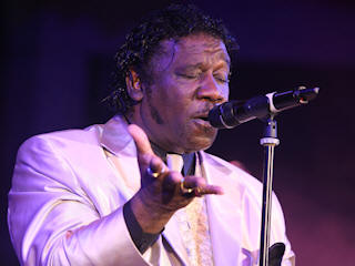 Mud Morganfield © Copyright 2012 Alan White. All Rights Reserved.
