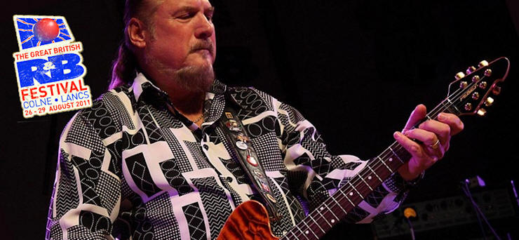 Steve Cropper © Copyright 2008 Alan White. All Rights Reserved.