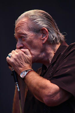 Charlie Musselwhite © Copyright 2010 Alan White. All Rights Reserved.